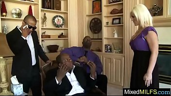 Mixed Sex On Tape With Monster Black Cock In Milf (kaylee brookshire) clip-10