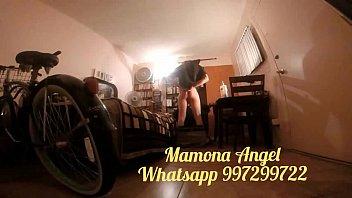 arrecha culona angel mamona chupando la verga 997299722.