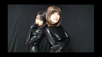 japanese spandex catsuit 42