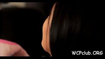 black good-sized culo pornography