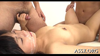 Wicked and lusty asian anal play