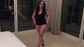 my bootylicious brazilian wifey showcasing her giant shaking arse