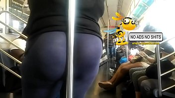 touched her butt on pole