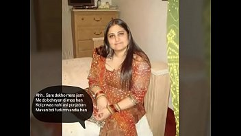 punjabi moms wants to group-porked and telling grubby language