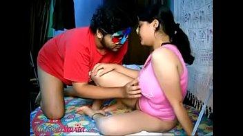 giant breast indian bhabhi savita frigging vag and.