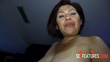 Hot Big Booty Latina Milf Creampie