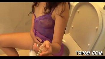 thai gal prays her boy to drill her.