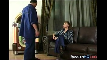 Russian MILF Getting Fucked