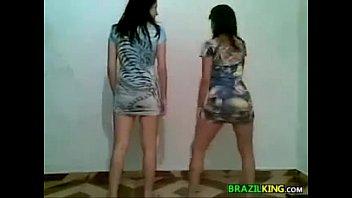 nice brazilian nymphs dirty dancing at.
