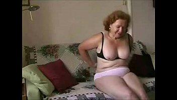 Enjoy my busty mature wife. Amateur older