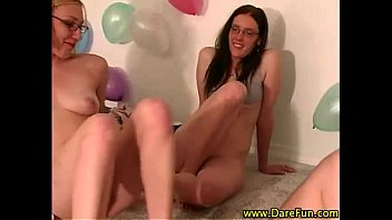 real unexperienced soiree teenies oral blowage.