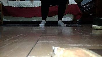 paul drogado en marihuana paja fetiche de pies.