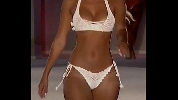 Big ass blonde model