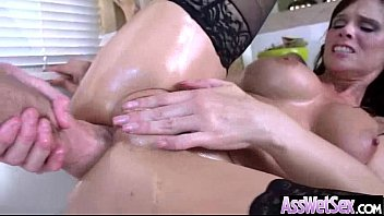 Hard Anal Intercorse With Big Round Ass Girl (syren de mer) vid-29