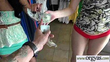 jenna ivory marvelous kinky gal for some cash.