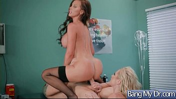 lovemaking gauze with therapist and horrny patient briana.