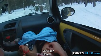 muddy flix - snowboarder woman rosemary moyer likes manmeat