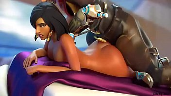 Pharah Loves Getting Pounded Hard From Behind