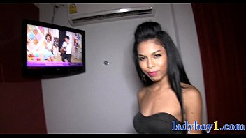 sweetheart t-girl from thailand gives head and caboose ravaged