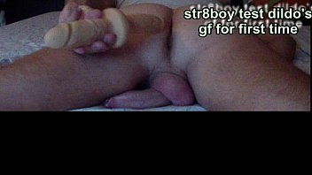 str8 boy test dildo039_s gf for.