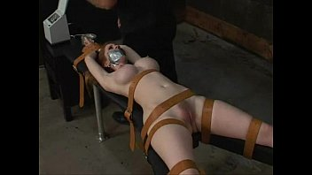 xxx limit bondage strapped natali demore compelled to jizm