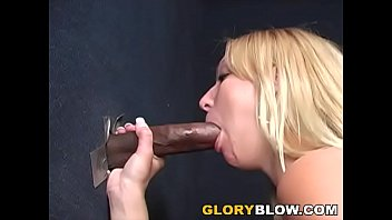 blond ruth blackwell drains and bj's dark-hued fuckpole.