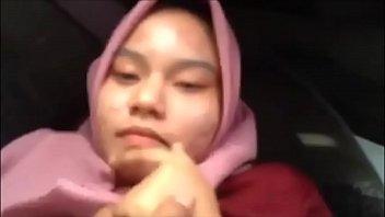 malay tudung bang-out vid