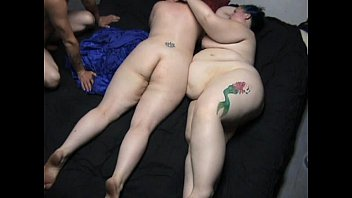 mature plumper 3some - more at.