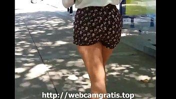 speed walker bum free-for-all hidden cam.