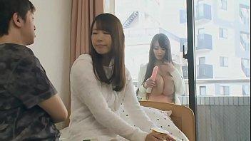 japo japanese seduciendo a su yerno sin q.