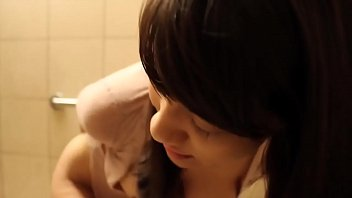 Innocent Asian Masturbates in Public Toilet &_ Squirts - GirlTeenCams.com