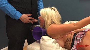 yam-sized bum cheerleader gets rock-hard butt plumbing atm.