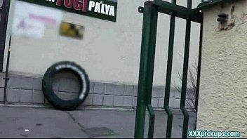public oral job from wondrous czech inexperienced teenager.