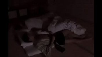 japanese japanese mommy foreced her sonnie to penetrate her