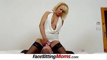 stocking high stilettos and cooter gobbling with cougar koko