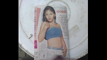 jizz to actress anjali