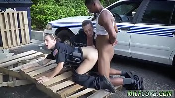 Milf dildo gangbang and real woman police officer I will catch any