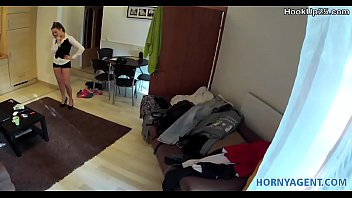 hornyagent homemade flick with the motel.