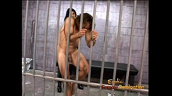 steamy raven-haired domina leah wilde sits on a.