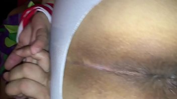 almost caught by his wifey trussed and boned -teaser