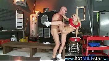 Big Hard Dick For Cock Sucker Horny Mature Lady (laura bentley) clip-29