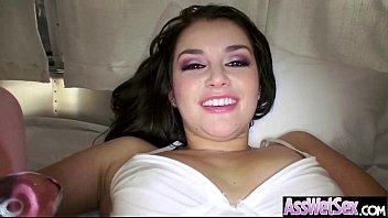 Anal Scene With Big Luscious Butt Slut Girl (allie haze) clip-07