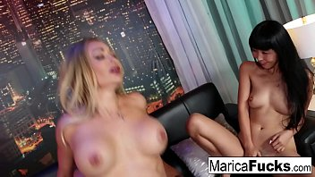 Marica Hase Hot Threesome
