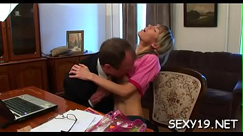 lusty stunner is providing mature tutor a lusty.