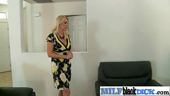 Interracial Sex Between Huge Mamba Black Cock And Milf (charlee chase) clip-10