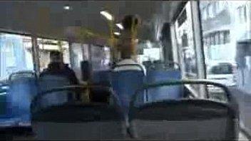 public hump on bus