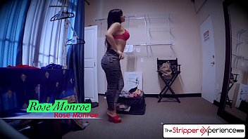 the stripper practice - rose monroe pulverized by.