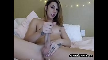 Interesting Small Tit Shemale Slut