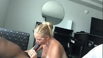 Blonde milf likes black cock she found at www.maturedating.club