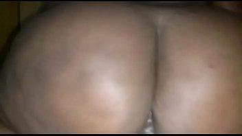 plumbing huge bootie of dark-hued female